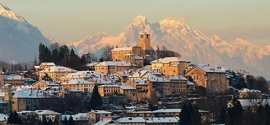 Feltre an der Via Claudia VCA